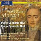 F.X. Mozart: Piano Concertos / Sigfridsson, Mattes, Inso