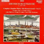 Buxtehude: Complete Chamber Music Vol 2 / Holloway, et al