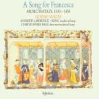 Song For Francesca - Music In Italy, 1330-1430 / Page