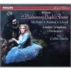 Britten: A Midsummer Night's Dream / Davis, Mcnair, Asawa