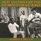 Dizzy's Big 4 [original Jazz Classics Remasters]