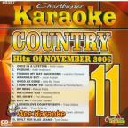 Karaoke: November Country Hits 2006 - 11
