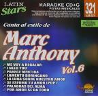 Vol. 6 - Karaoke Latin Stars