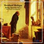 Bernhard Molique: String Quartets, Vol. 2