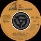Wreck of the Edmund Fitzgerald / the House You Live In [Digital 45]