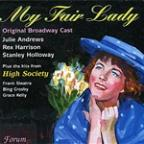 My Fair Lady (Original Broadway Cast) / High Society