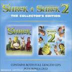 Coffret Shrek 1and2