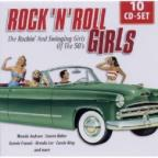 Rock 'N' Roll Girls: Rocking & Swinging Girls of the 50's