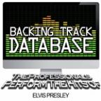 Backing Track Database - The Professionals Perform The Hits Of Elvis Presley (Instrumental)