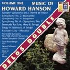 Music of Howard Hanson, Vol. 1