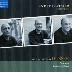 Dussek: Sonatas; Fantasia And Fugue