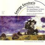 George Gershwin: Rhapsody in Blue; Eine Amerikaner in Paris