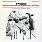 Swingin': Big Band Swing and Jazz from the 1930s and 1940s