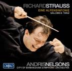 Richard Strauss: Eine Alpensinfonie; Salomes Tanz