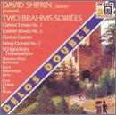Brahms Soirees : Delos Double / Various Artists