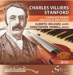 Charles Villiers Stanford: Complete Works for Violin and Piano