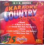 Country Hot Hits Vol. 275