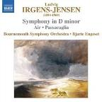 Ludvig Irgens-Jensens: Symphony in D minor; Passacaglia
