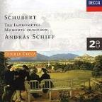 Schubert: The Impromptus; Moments musicaux