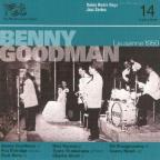 Swiss Radio Days Jazz Series Vol. 14: Benny Goodman Lausanne 1950