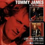 Live and on Fire (On Stage and in the Studio + DVD)