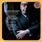 Mussorgsky: Pictures At An Exhibition; Rimsky-Korsakov: Capriccio Espagnol