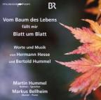 Hummel, B.: Vocal And Piano Music