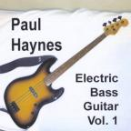 Electric Bass Guitar 1