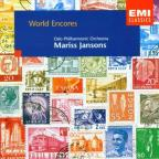 World Encores / Jansons, Oslo Philharmonic