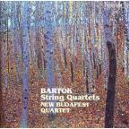 Bartok: The Six String Quartets / New Budapest Quartet