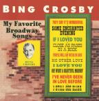 My Favorite Broadway Songs