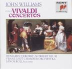 John Williams Plays Vivaldi Concertos