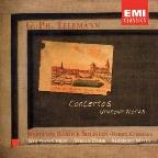 Telemann: Concertos; Unknown Works