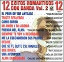 12 Exitos Romanticos Con Banda Vol. 2