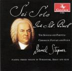 Bach: The Sonatas and Partitas; Chromatic Fantasy and Fugue