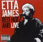 Etta, Red-Hot &amp; Live
