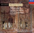 Mozart: Piano Concertos 23 & 24 / Curzon, Kertész, London SO