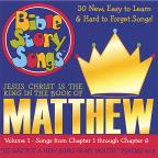 Matthew, Vol. 1: Jesus Christ Is the King