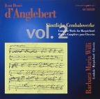 D'Anglebert, J.H.: Complete Original Works For Harpsichord, Vol. 2