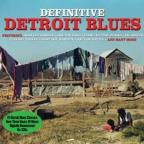 Definitive Detroit Blues