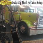 Tradin Big Wheels For Guitar Strings