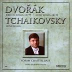 Dvorak: Biblical Songs; Gypsy Songs; Tchaikovsky: Seven songs