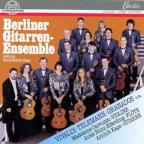 Berliner Gitarrenensemble plays Vivaldi, Telemann & Granados