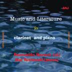 Music & Literature for Clarinet & Piano