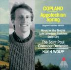 Copland: Appalachian Spring, etc / Wolff, Saint Paul CO