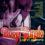Best of Deep Purple Live in Europe