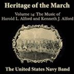 Heritage Of The March, Volume 14 The Music Of H. Alford & K. Alford