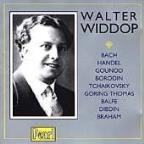 Widdop, Walter - Vocal Recital: Arias &