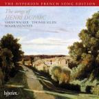 Songs of Henri Duparc