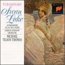 Tchaikovsky: Swan Lake / Michael Tilson Thomas, London So